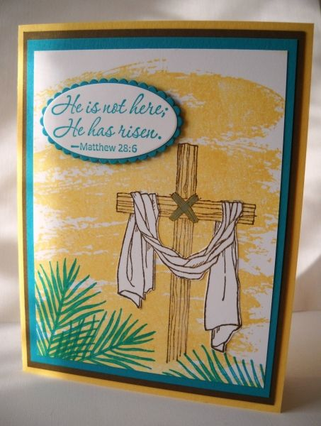 263 Best Images About Stampin Up Easter On Pinterest