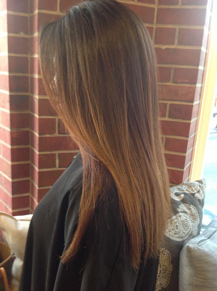 Sombre Technique Hair By Nancy Guillotine Salon Amp Spa