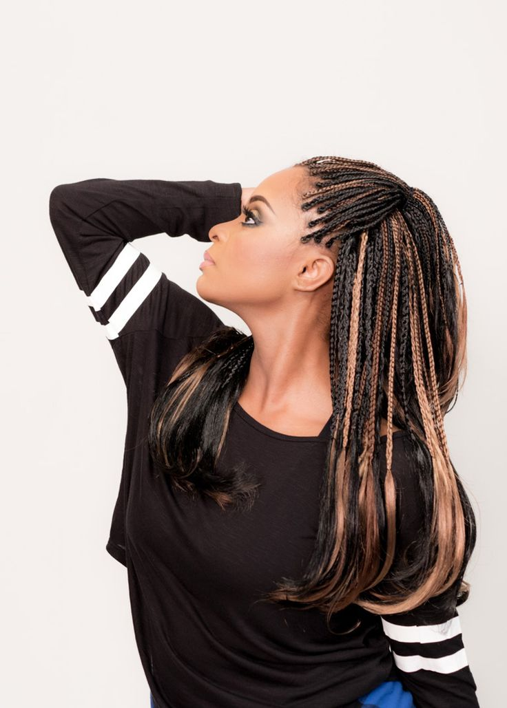 97 Best Images About Microbraids On Pinterest Black