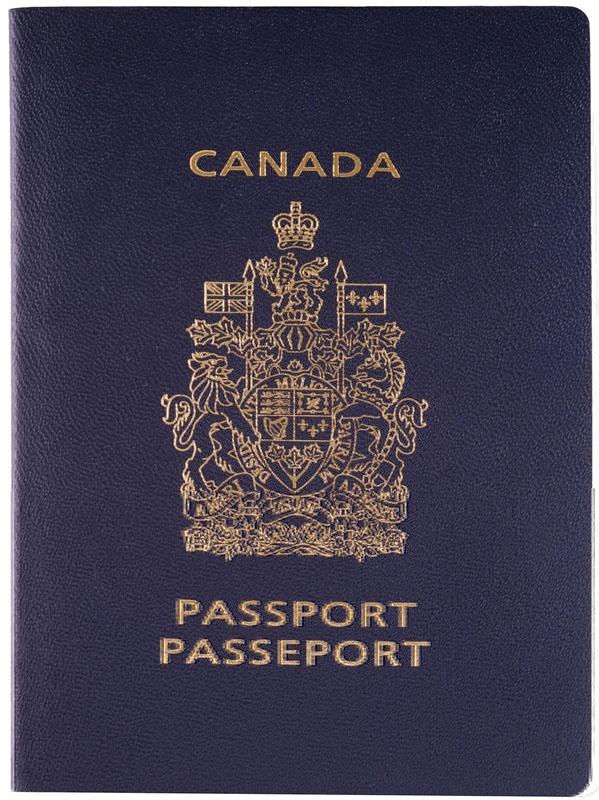 to be happy with my Passport photo, no matter how strange