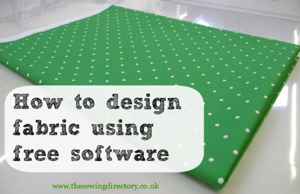 How To Design Fabric Using Free Software