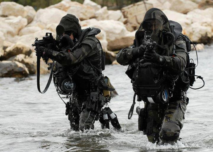russian commando hard training