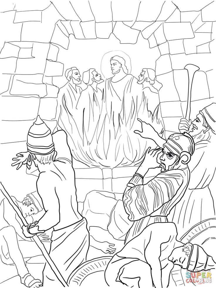52 best images about book of danielcoloring pages on