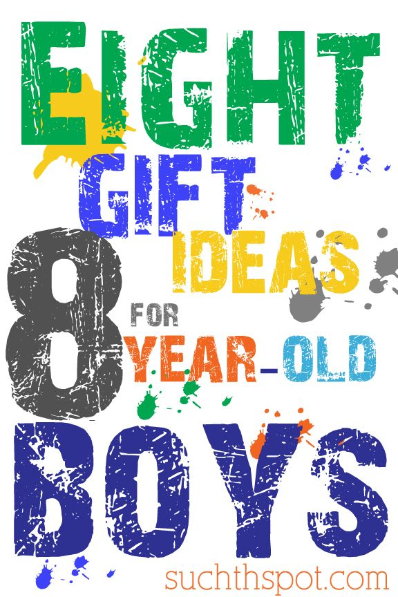 Some really great (screenfree!) gift ideas for boys 810