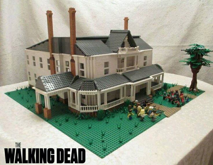 25 Best Ideas About Walking Dead Lego On Pinterest Lego
