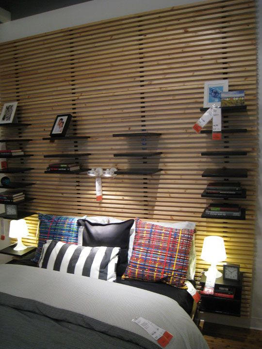 Ikea Mandal Headboard For Projector For The Home