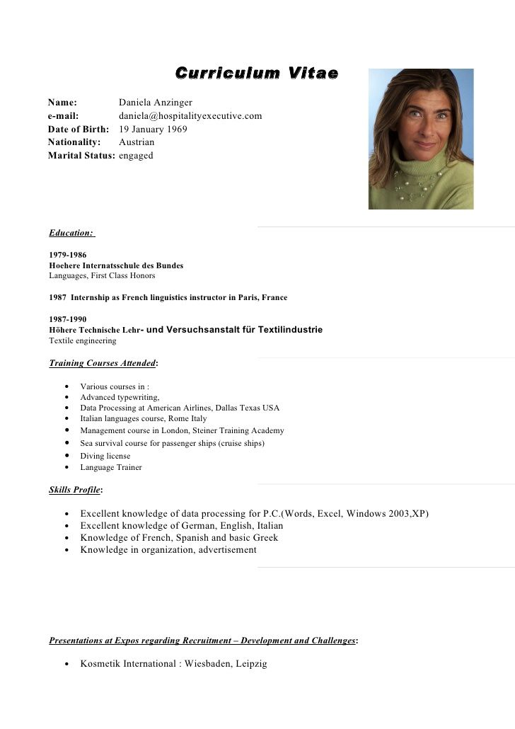 cv english curriculum vitae english template adsbygoogle window