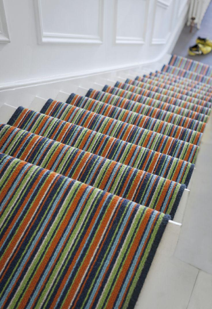 Alternative Flooring Stripes Floors Runners Pinterest