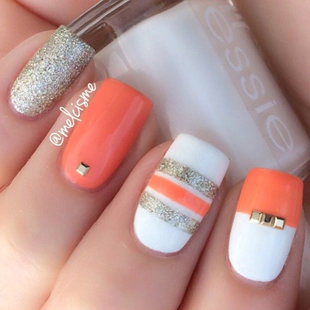 awesome 23 sweet spring nail art ideas designs for 2016 pretty designs