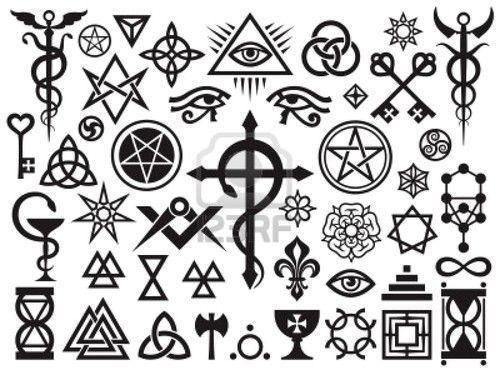 Ancient Secret Symbols LANGUAGE OF HOLY SYMBOLS LIKE