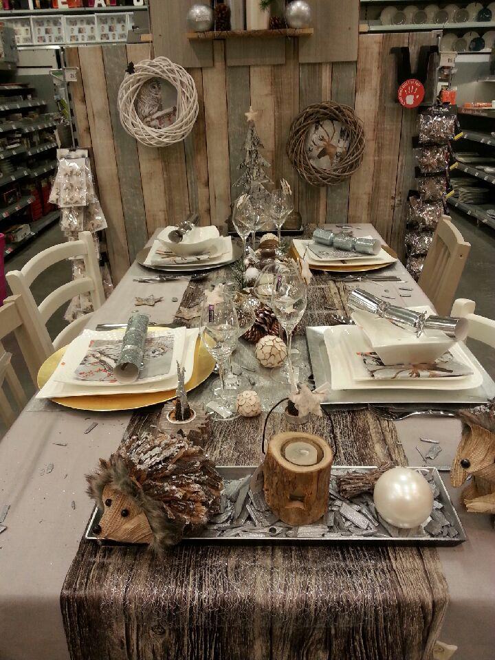 amazing id es sur le th me chemin de table de no l sur idee decoration table de noel with ide dco table noel