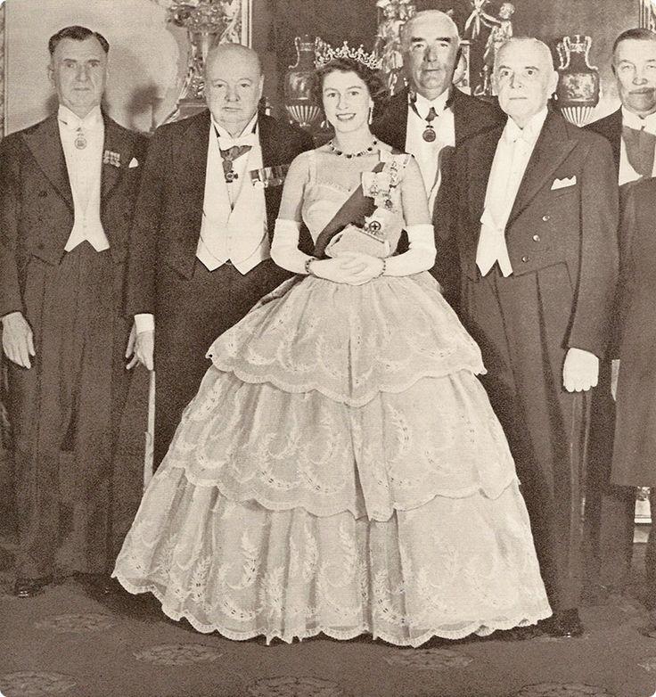 Queen Elizabeth Age at Coronation Queen Elizabeth and
