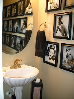 8 Best Images About Old Hollywood Bathroom On Pinterest