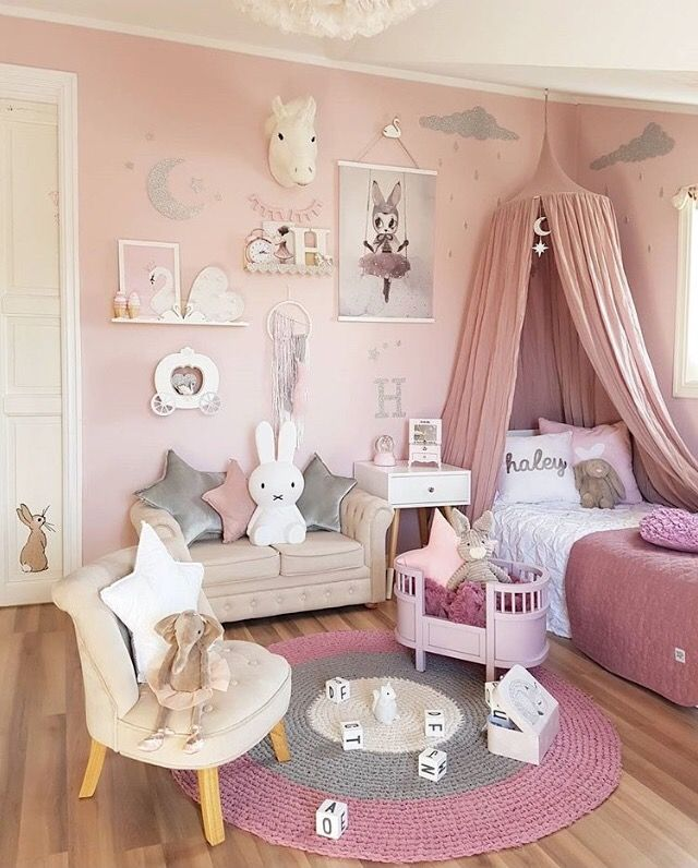 Pretty Pink S Rooms Is