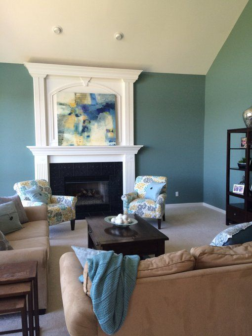 Underseas Paint Color Sw 6214 By Sherwin Williams View
