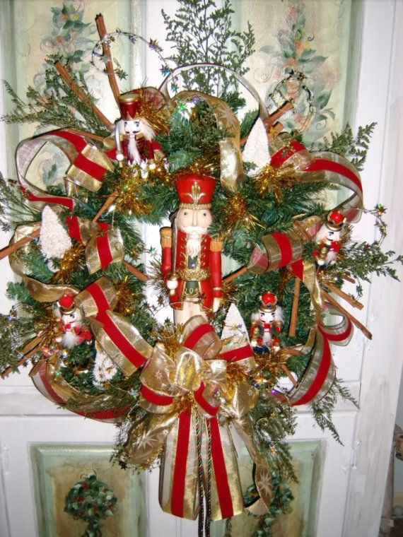 17 Best Images About 10 Nutcracker Christmas Tree On