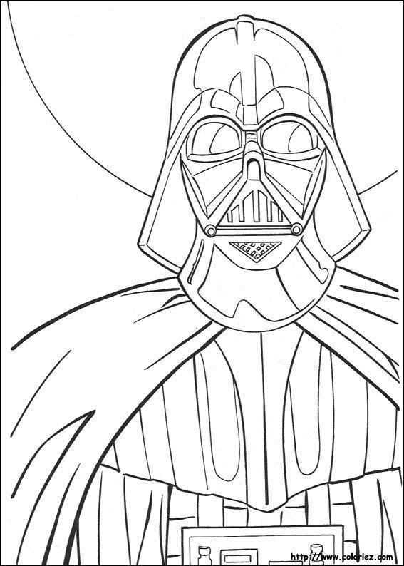 star wars coloring book sur pinterest zèbre en crochet pages