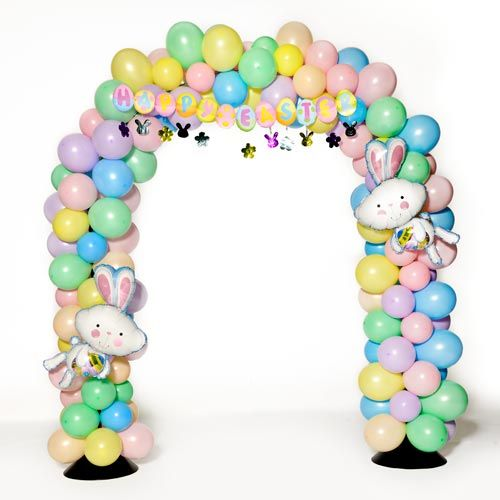 Easter Balloon Decorations Pinterest Easter