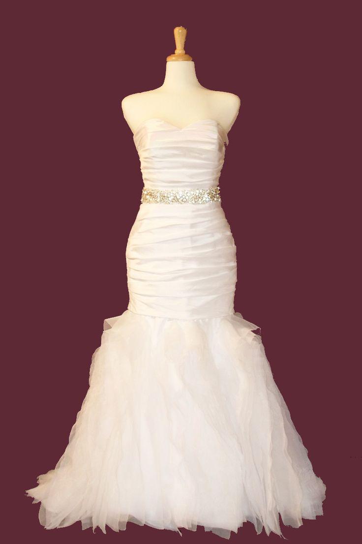 Sweetheart Convertible Wedding Dress