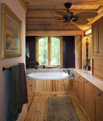 17 Best Images About Western Bathrooms On Pinterest Log
