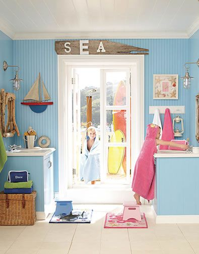 title | Beach Bathroom Decor Kids