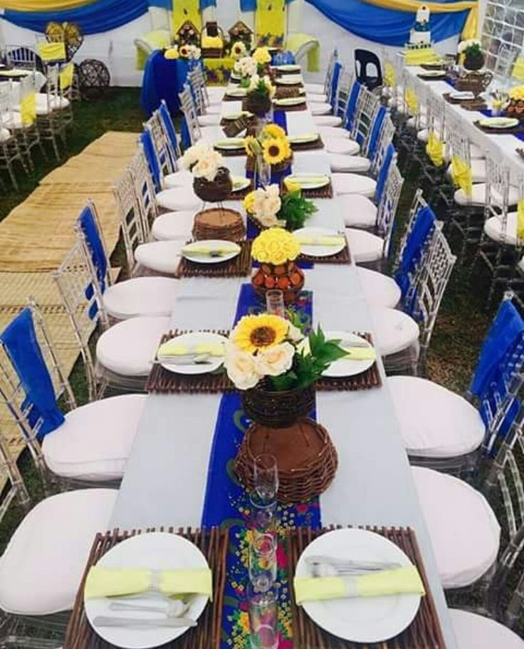 African Party Decorations South