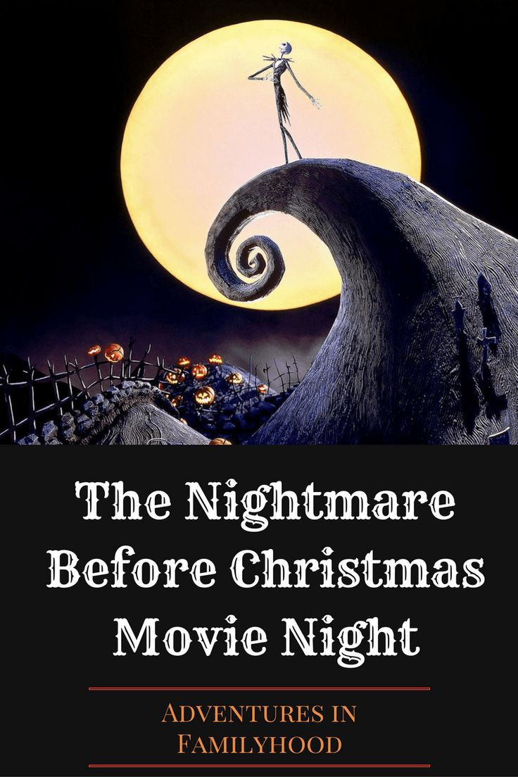 Ideas and Inspiration for The Nightmare Before Christmas