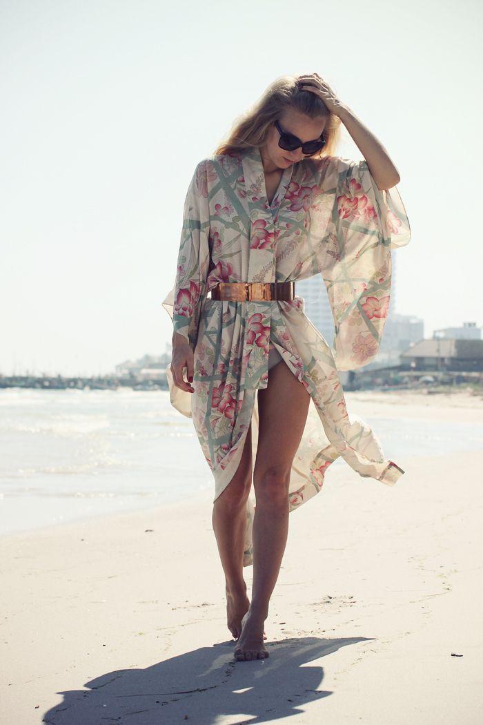 Beach Kimono? STFU!!!