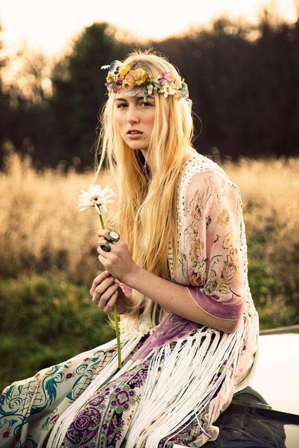 hippie fashion costume (keep) * Cute Pins on Pinterest