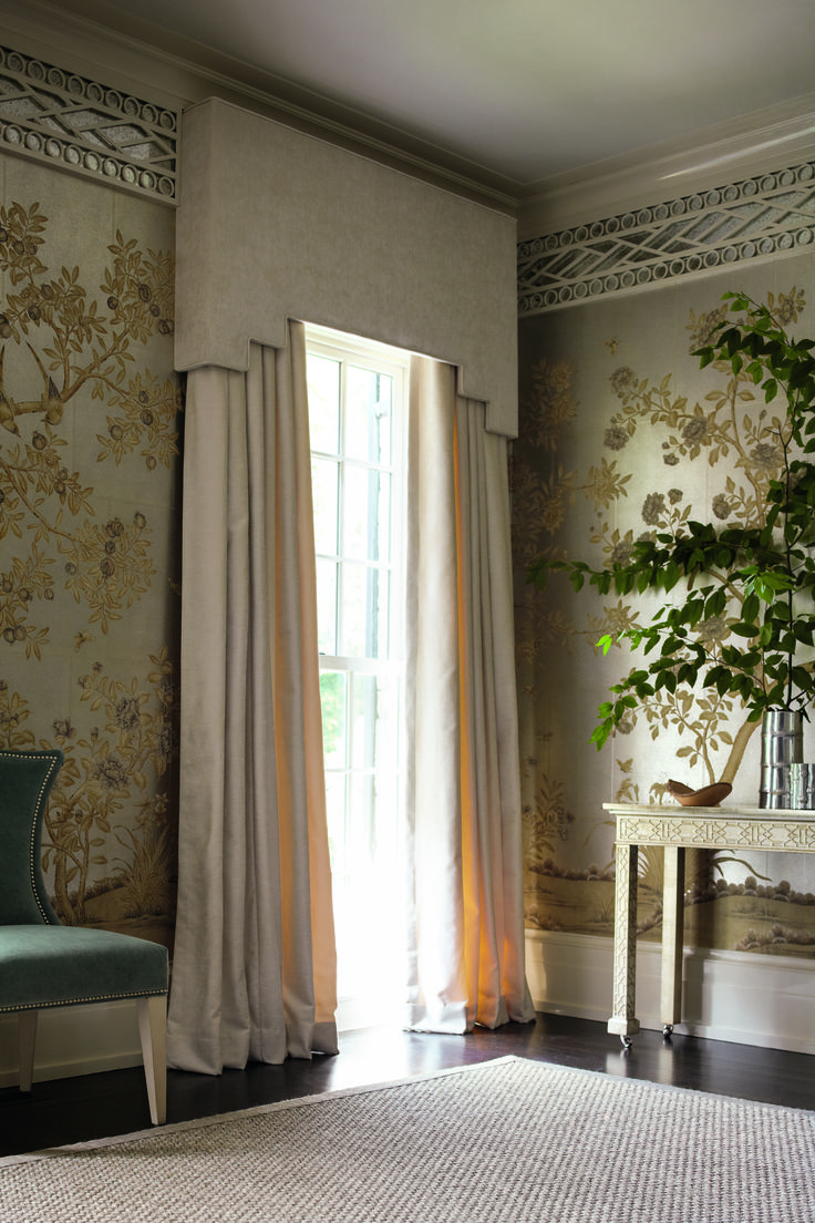 10 Best Images About Drapery Ideas On Pinterest Window Treatments Drapery Designs And Hunter
