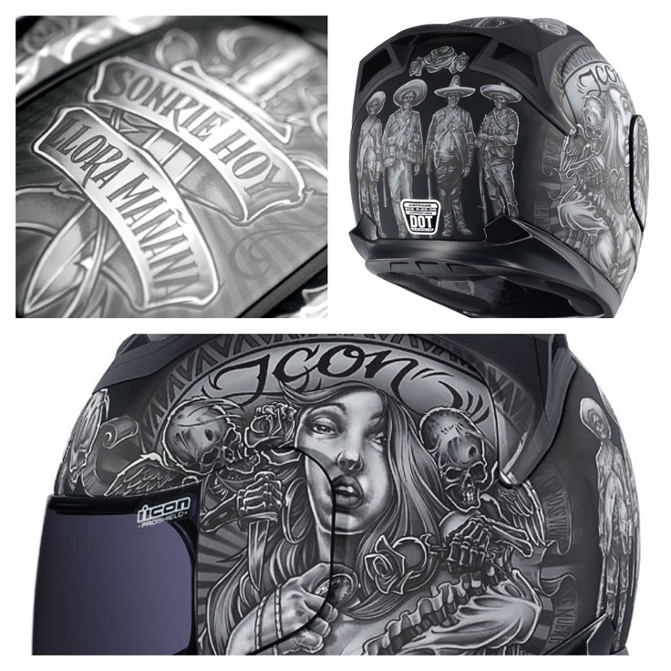 Icon Vaquero helmet Things I want Pinterest Helmets