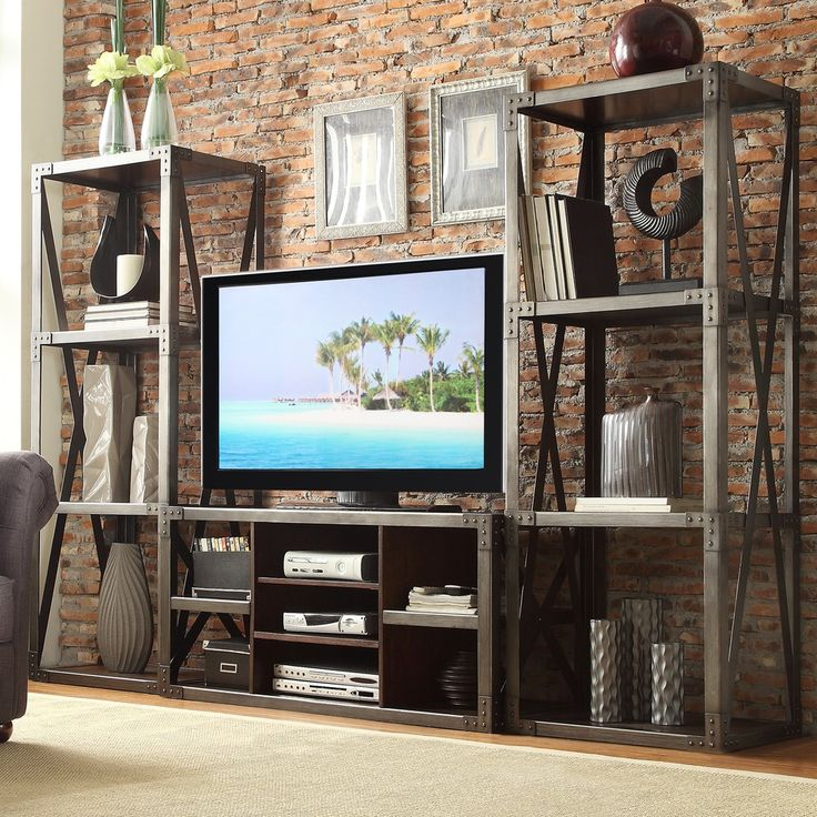 1000 Ideas About Entertainment Center Makeover On