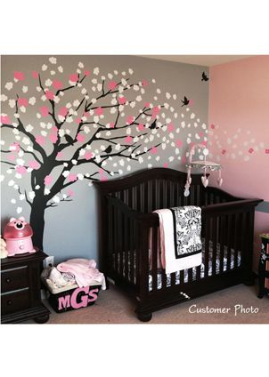 The best nursery wall decals – Photo Gallery | BabyCenter