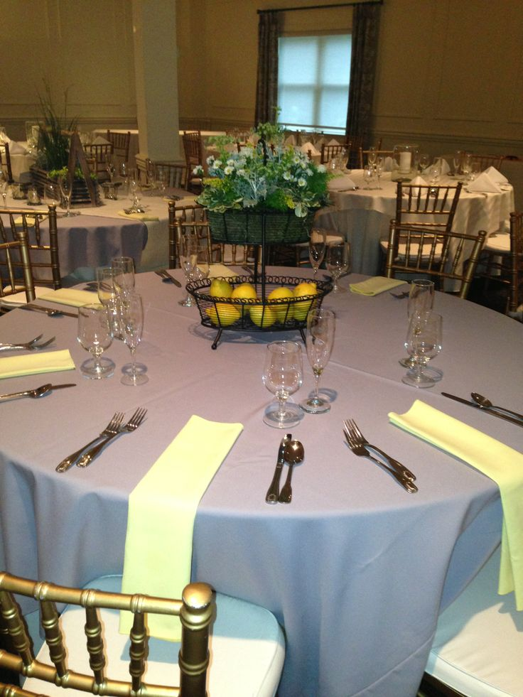 The Farmhouse Open house table set up Summer Wedding