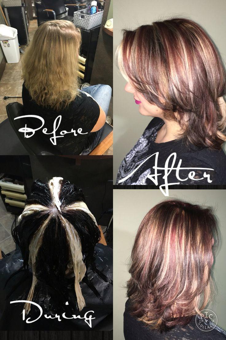 1000 Ideas About Hair Color Techniques On Pinterest How