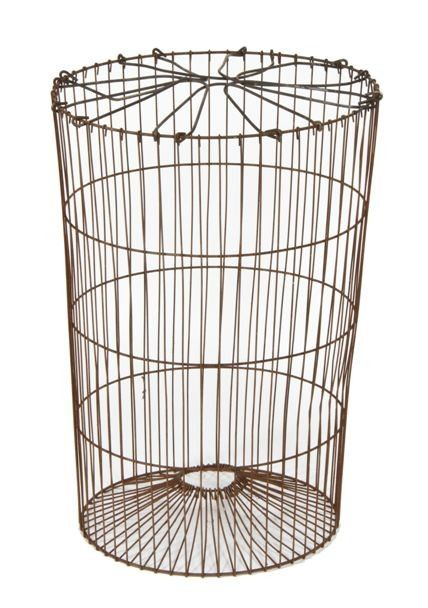 Wire Trash Burning Basket Google Search Gardening Pinterest Wire Industrial And Baskets