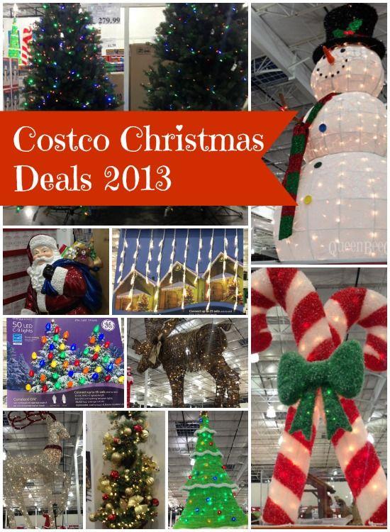 Costco Christmas Trees, Christmas Decorations, Christmas