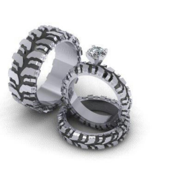 Mud Tire Rings But Im Pretty Sure I Would Scratch