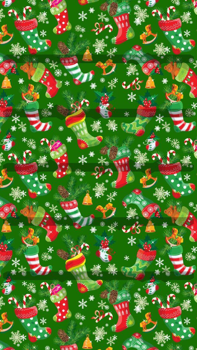iPhone Wallpaper Christmas tjn iPhone Shelves & Skins