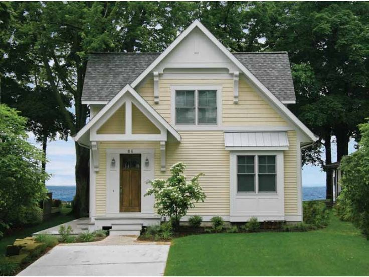 Cottage House Plan With 1943 Square Feet And 3 Bedrooms