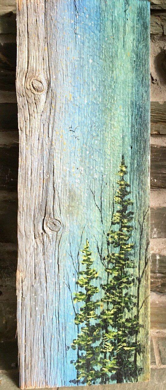 Best 25 Painted Wood Ideas On Pinterest Decorative Wood