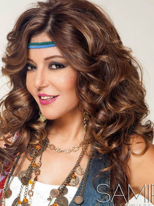 Arab Celebrity Samira Saeed Arabic Celebrities