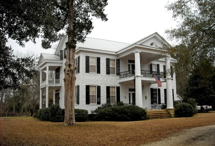 southern antebellum homes Google Search SOUTHERN