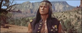 Image result for charles bronson in drum beat