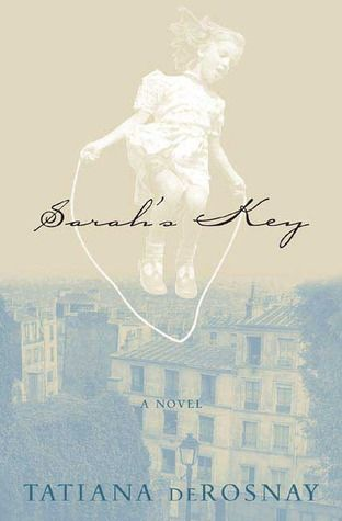 "Sarahs Key.  Centers around a horrible, true ""event"" that took place in Paris 1942.  Painful but for me, a must read."