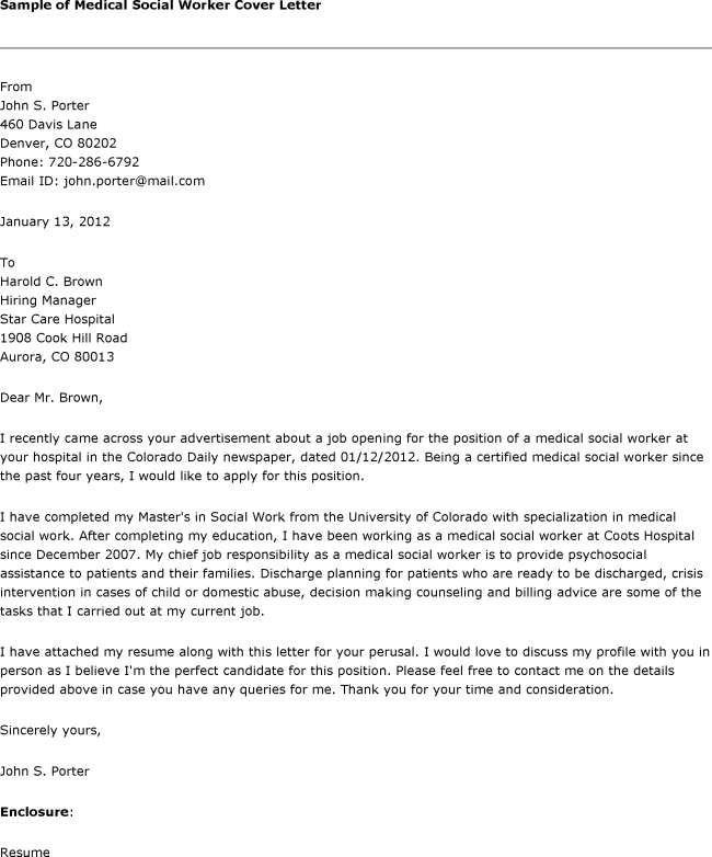 cover letter job search pinterest medical social