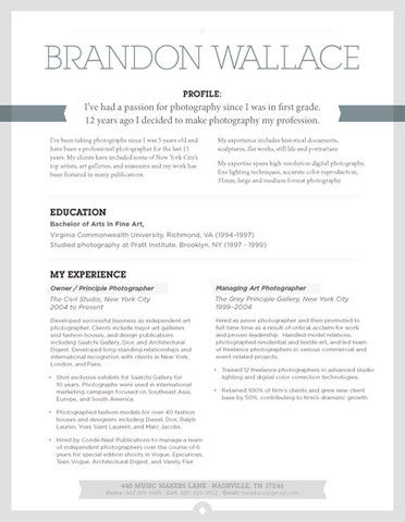Cool Resume Examples. Resume Example Cool Resume Templates For Mac