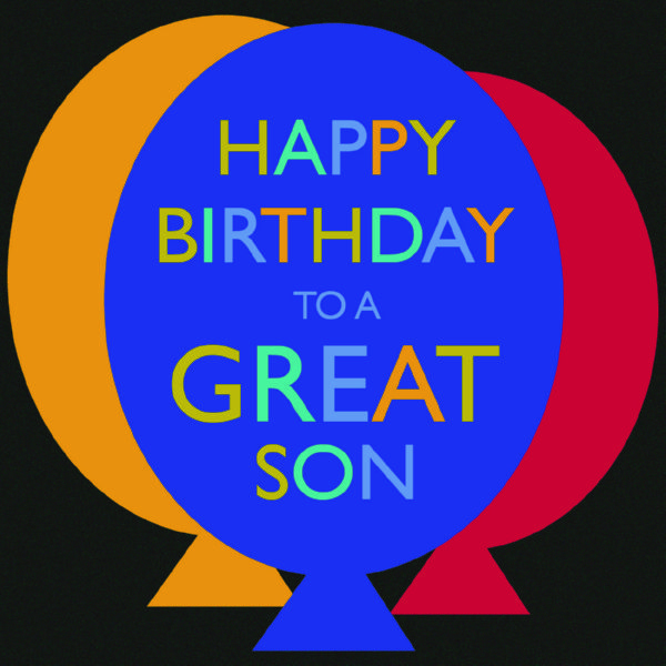 Happy Birthday Son Quotes, Wishes, Images and Messages
