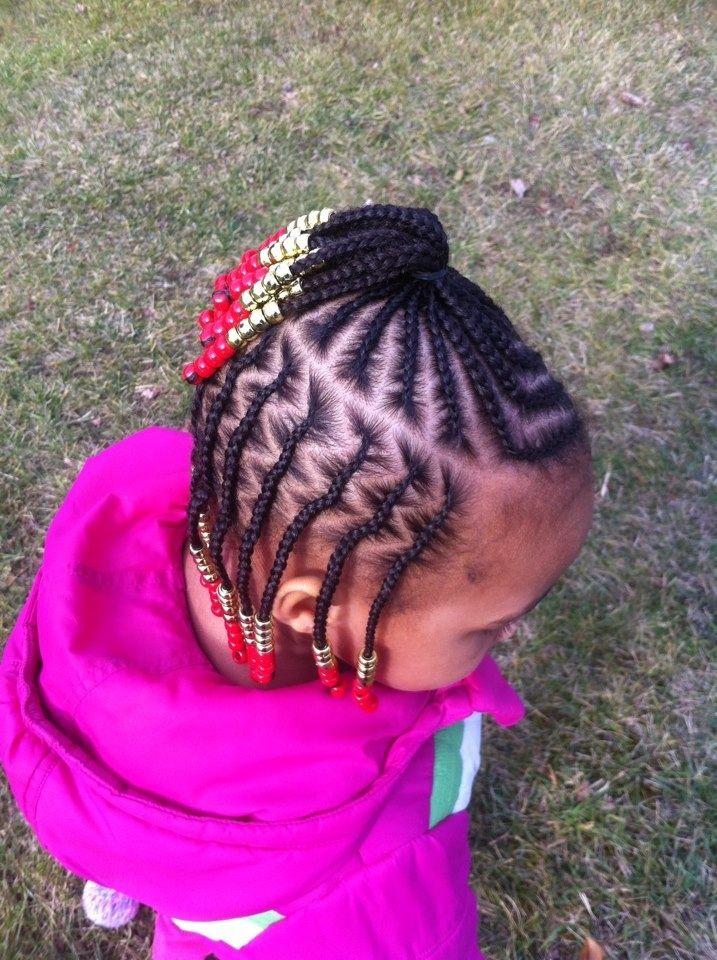 Braidhairstylesforlittlegirls Braid Hairstyles For