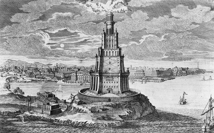 Lighthouse Alexandria Project Ideas